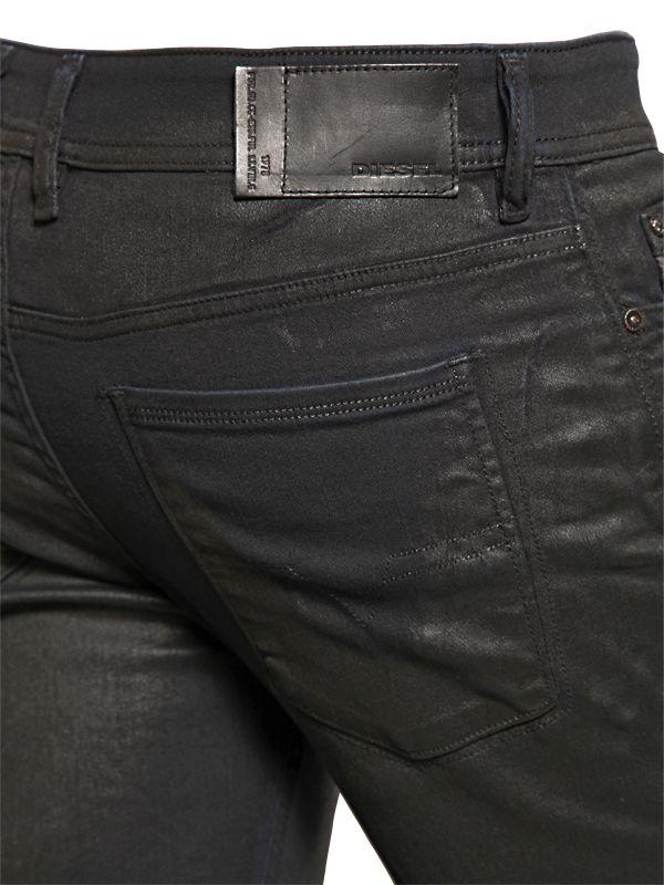 6a52e90ece1 Diesel Sleenker 608H Jeans 0608H Tapered Skinny Fit