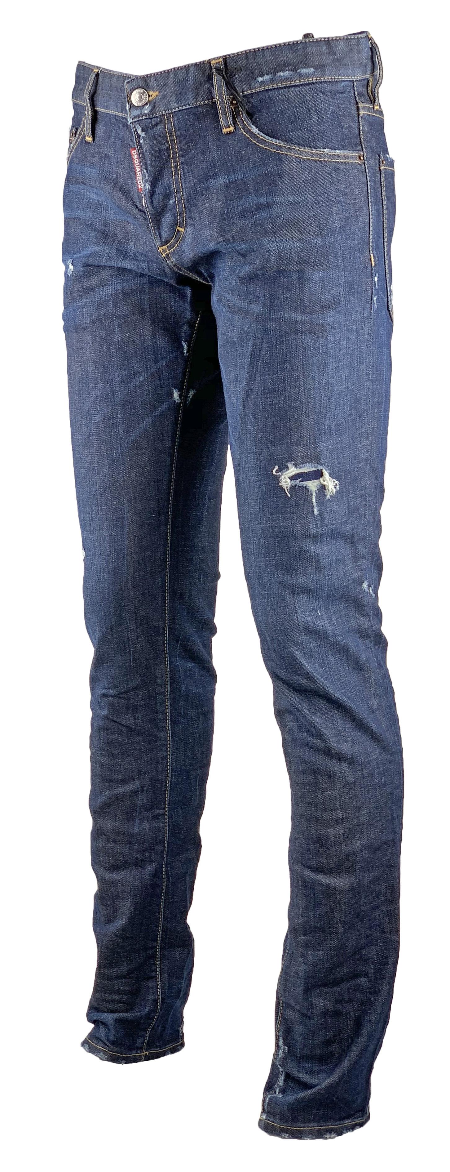 ac89cba1b8 DSquared2-Slim-Jean-S71LB0337-S30144-470-Jeans thumbnail 3