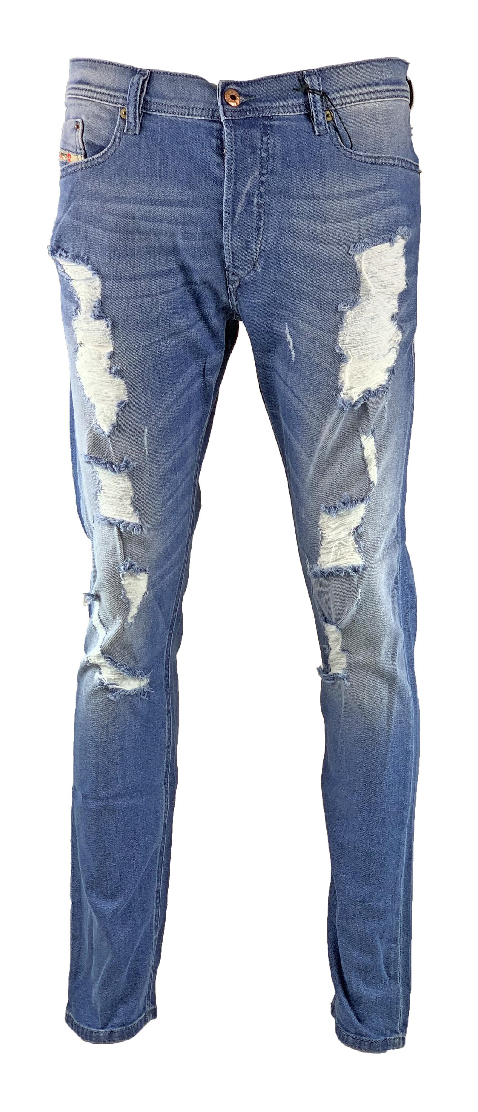 dee611f1 Diesel Tepphar 0669Y Jeans | eBay