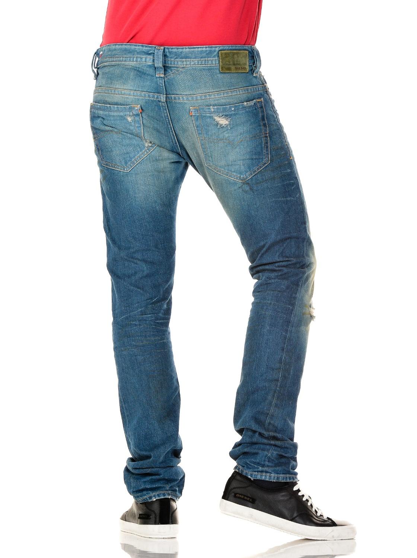 Diesel-Thavar-008X2-Jeans thumbnail 2