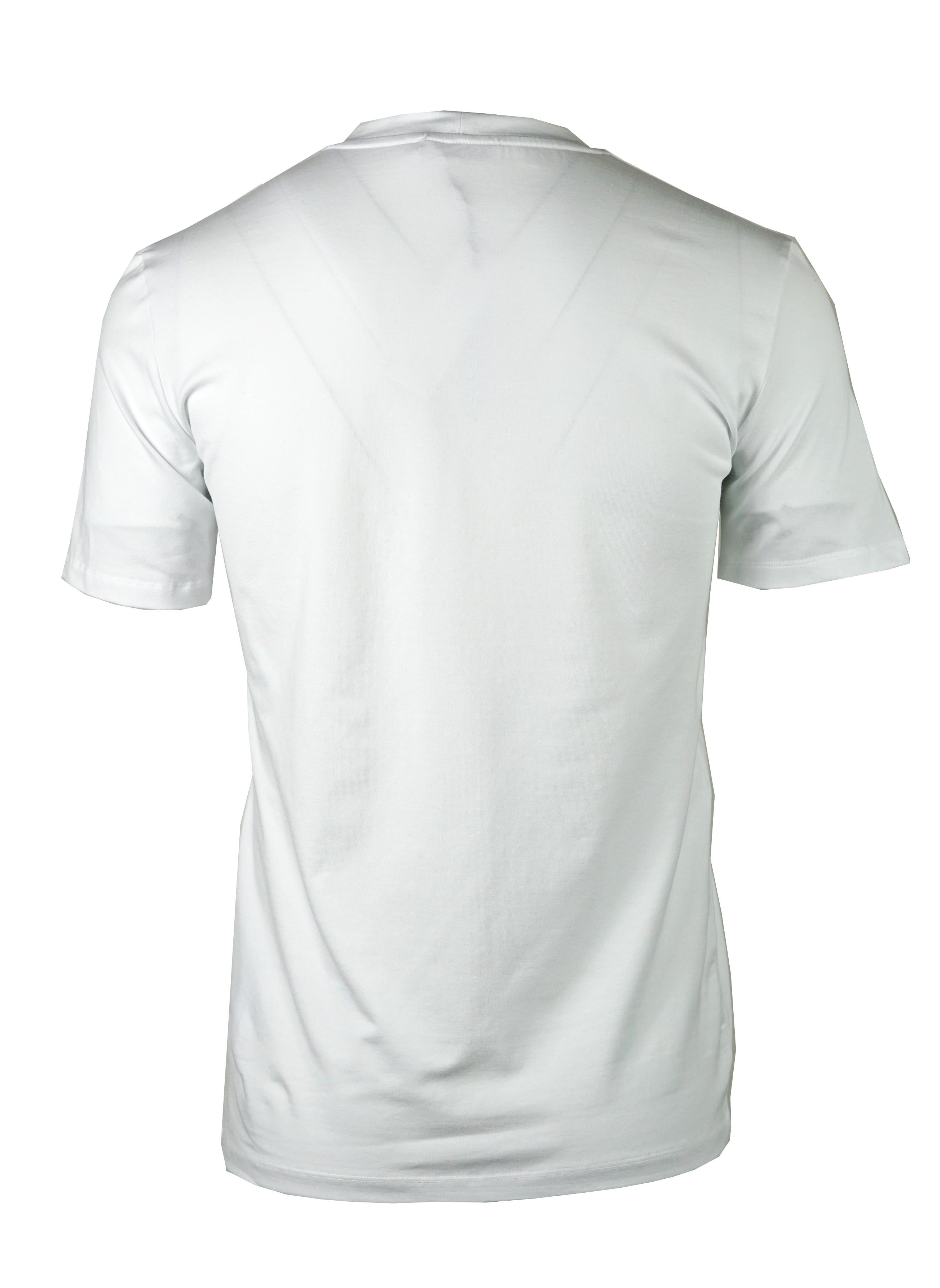 Versace Collection Tank Top T shirt Herren Schwarz V800683SVJ00353 V7008