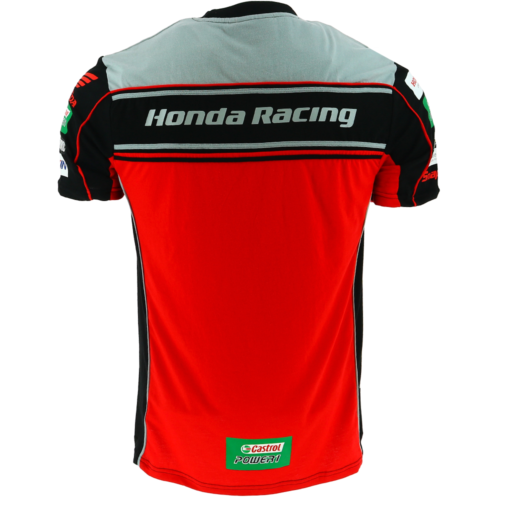 Honda Racing British Super Bikes Bsb Custom T Shirt