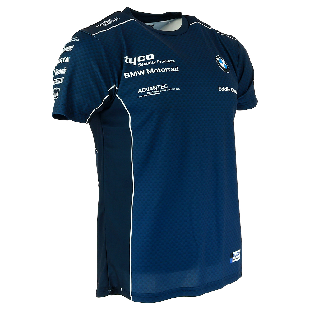 Tyco Bmw British Superbike International Racing Printed T