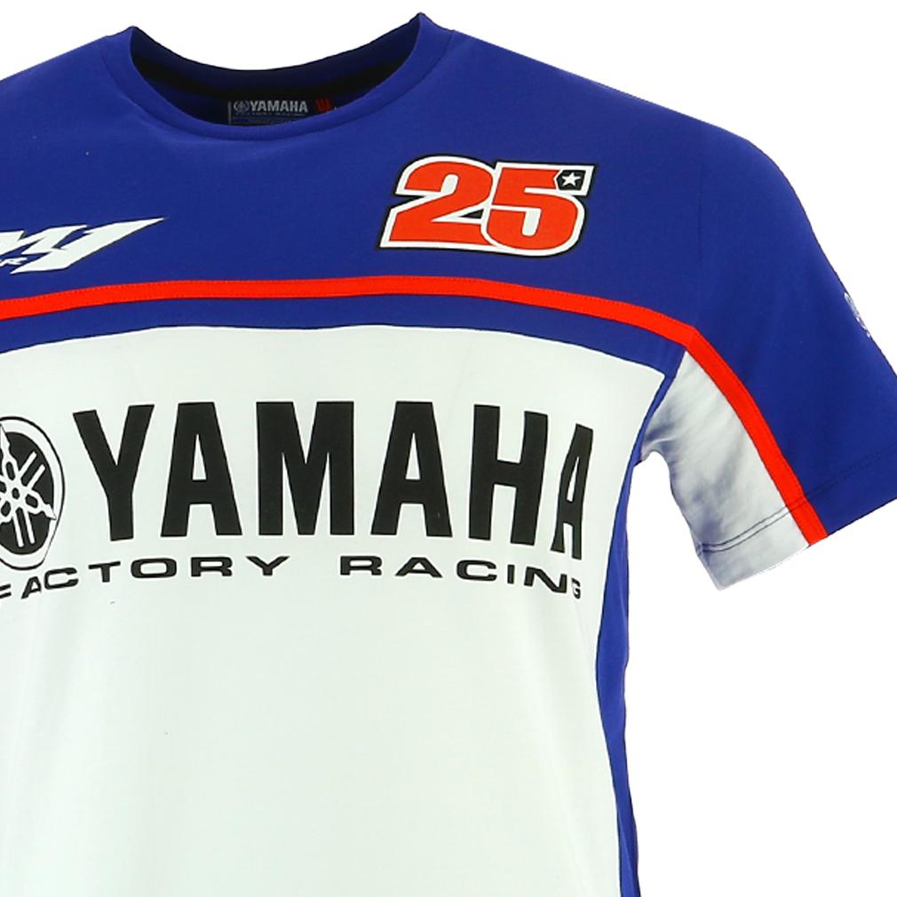 Maverick Vinales T Shirt Yamaha