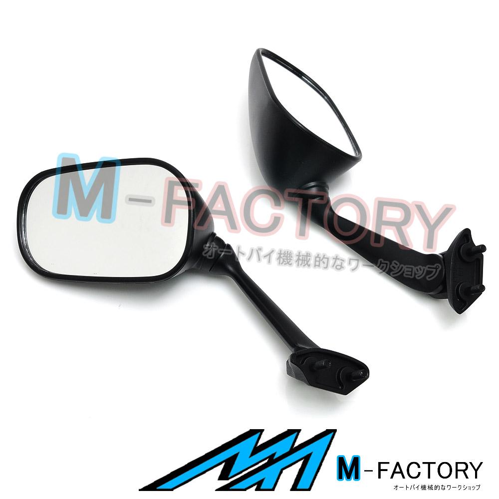 2008-2016  New Black Mirrors Set For YAMAHA YZF-R6 R6 HIGH QUALITY W E-MARK ON