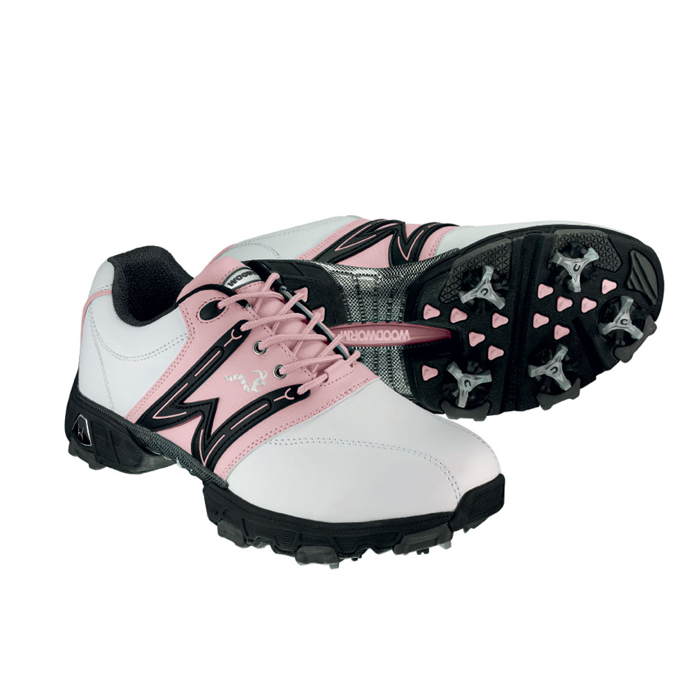 Woodworm Ladies Golf Shoes