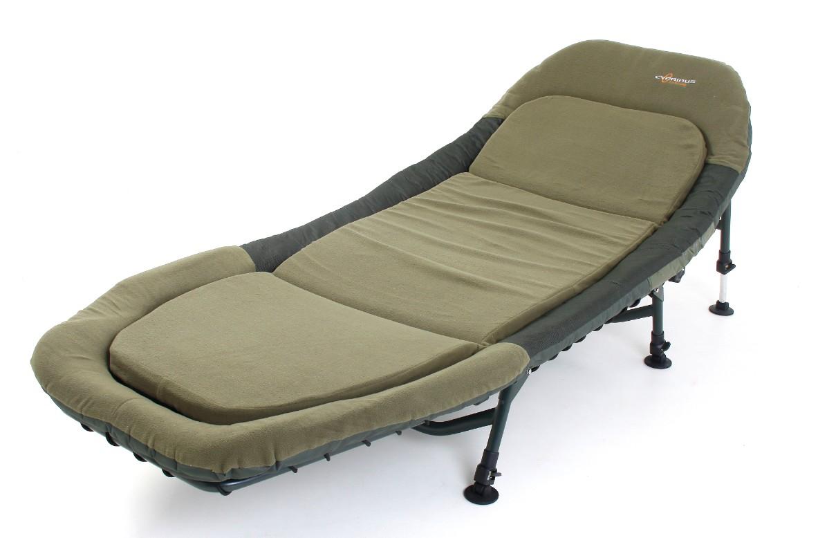 Cyprinus Carp Fishing Bed Chair Bedchair with Memory Foam ...