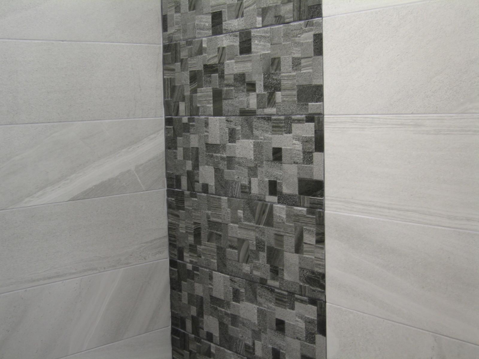 Glory Glazed Ceramic Stone Effect Wall Tiles DIY Bathroom ...