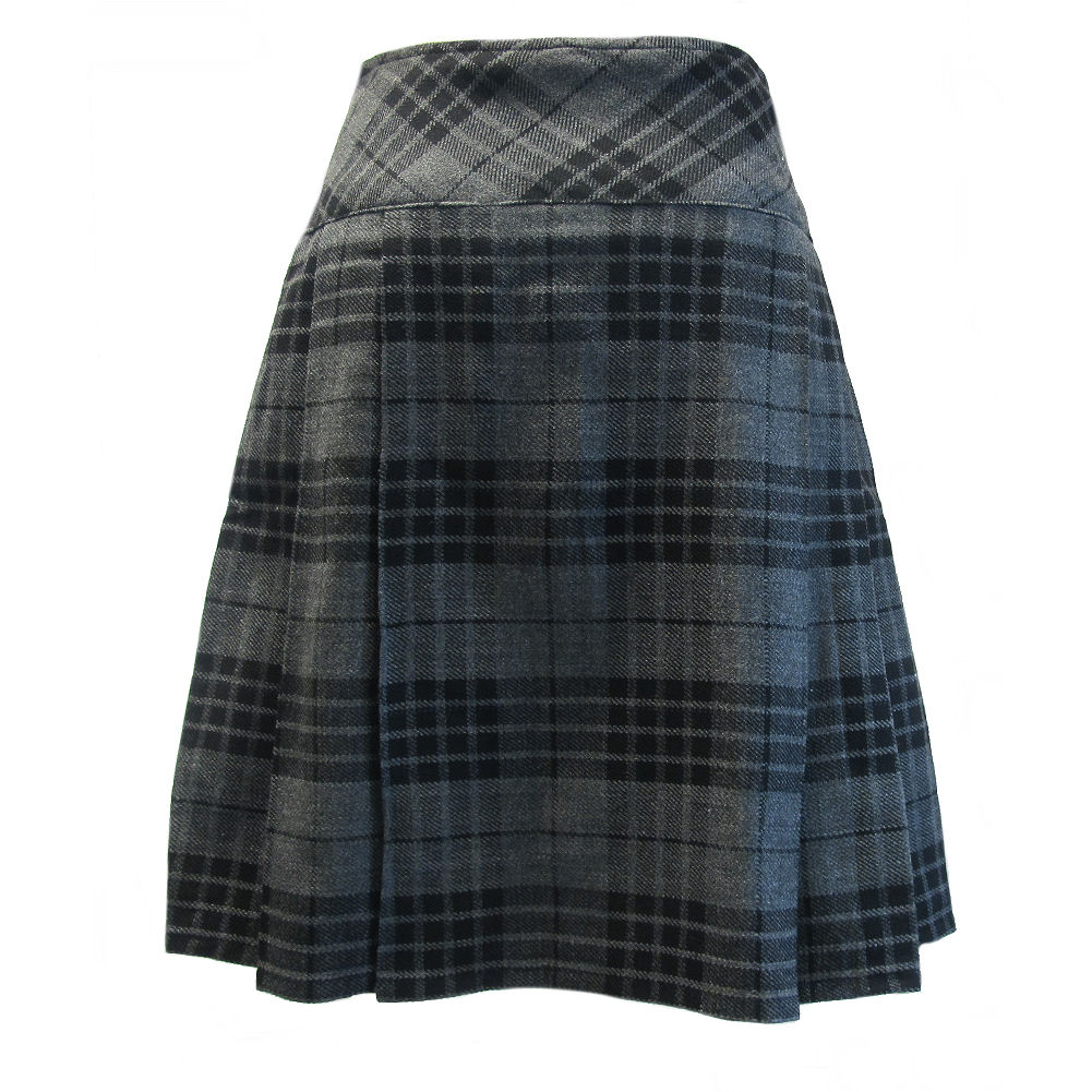 Huge Choice of Plaids//Tartans with Free Pin Tartanista 23 Long Kilt Skirt