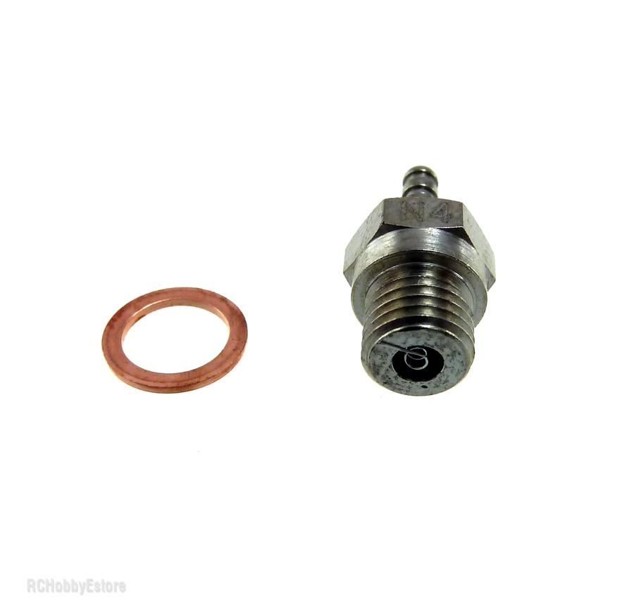 70117 Number 7 Glow Plug for all Models 1//10 HSP Upgrades Number 7 Cold
