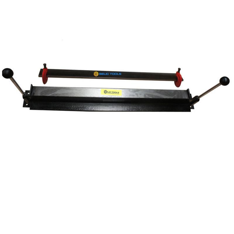 30 Quot Metal Bending Brake Heavy Duty Portable Folding Steel
