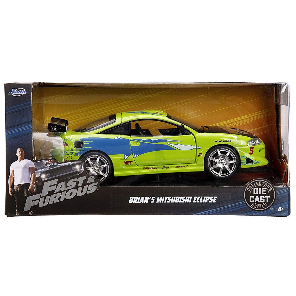 miniatura 4 - Jada Hollywood Rides Fast & Furious 1:24 Modello Diecast Auto Collection