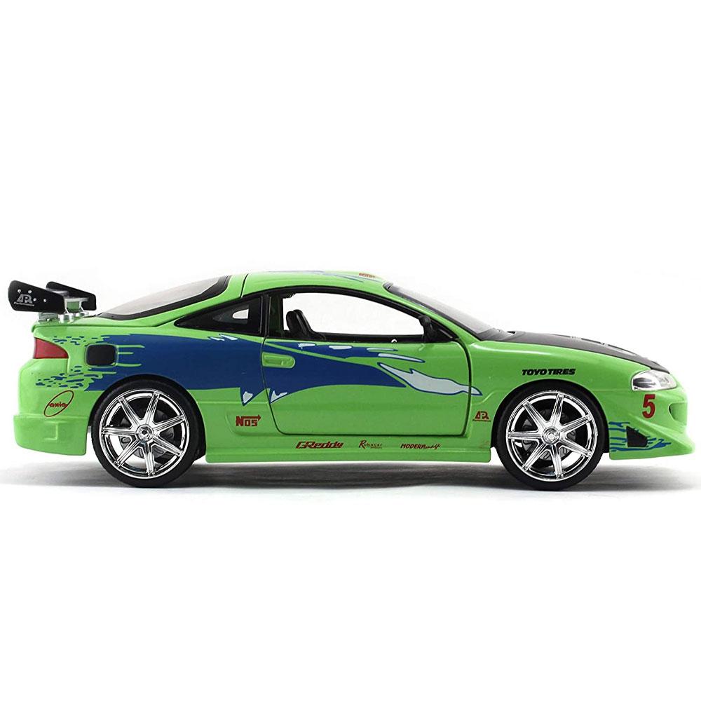 miniatura 5 - Jada Hollywood Rides Fast & Furious 1:24 Modello Diecast Auto Collection