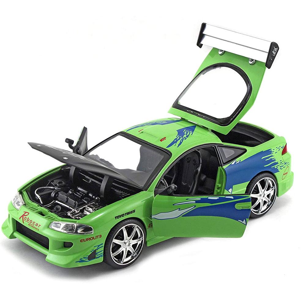miniatura 6 - Jada Hollywood Rides Fast & Furious 1:24 Modello Diecast Auto Collection