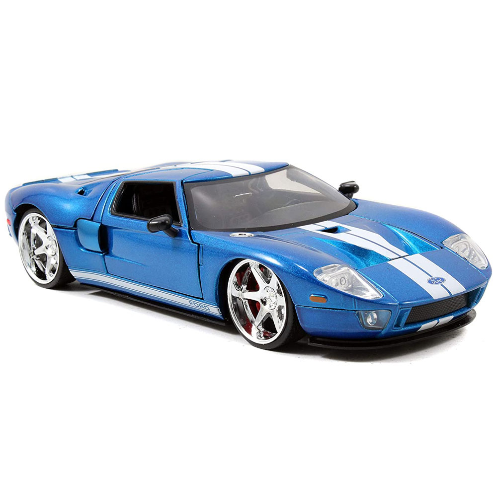 miniatura 43 - Jada Hollywood Rides Fast & Furious 1:24 Modello Diecast Auto Collection