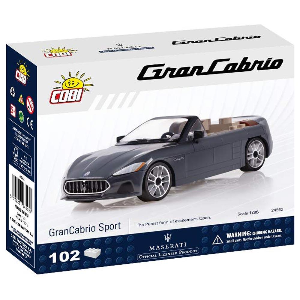 COBI-1-35-Maserati-Construction-Set-Choose-Your-Model thumbnail 7