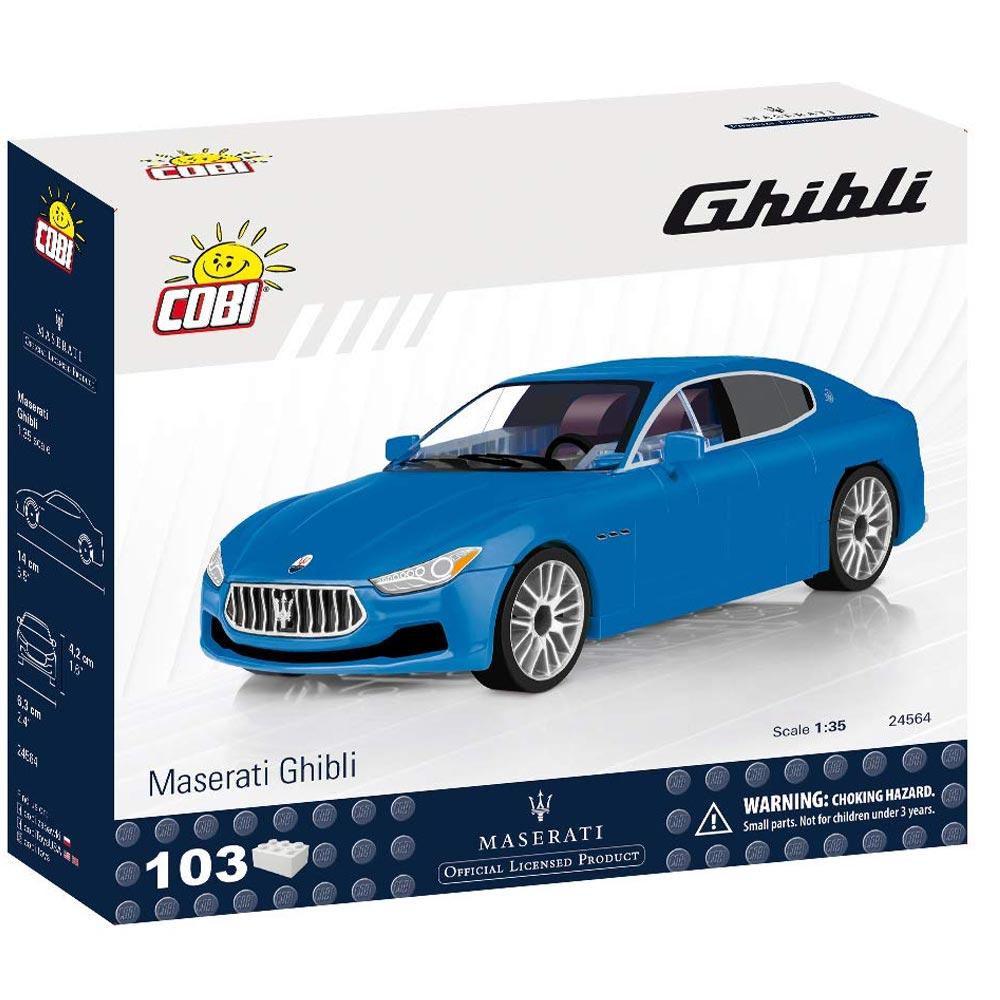 COBI-1-35-Maserati-Construction-Set-Choose-Your-Model thumbnail 10