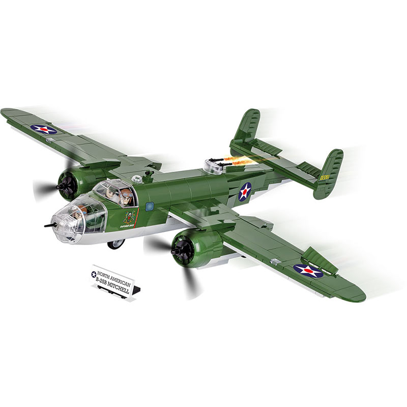 COBI North American B-25 Mi 5541 500pcs WW2 Aircraft