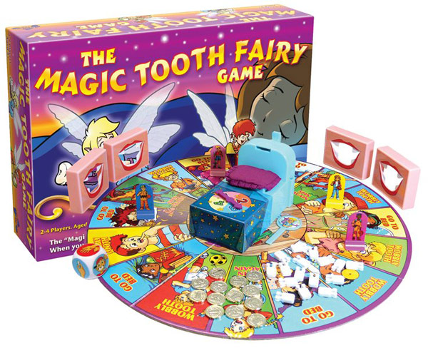Tooth Fairy Games Online