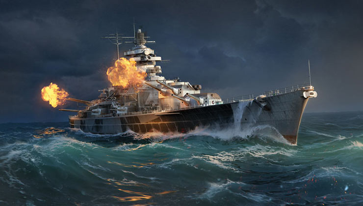 world of warships ships guide