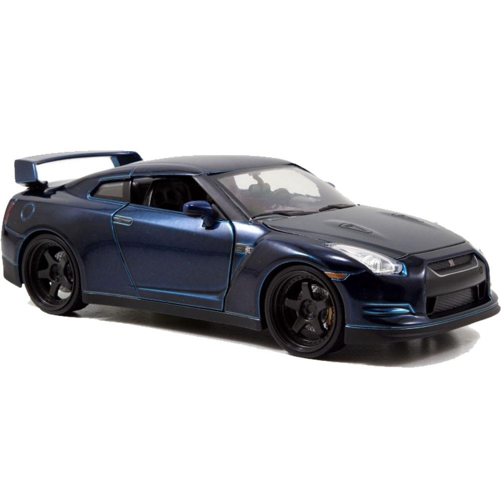 miniatura 14 - Jada Hollywood Rides Fast & Furious 1:24 Modello Diecast Auto Collection