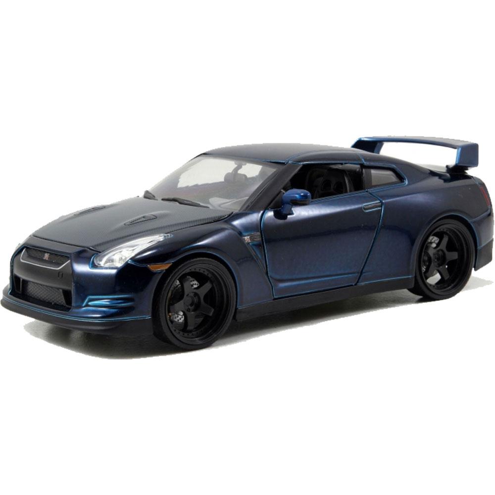 miniatura 15 - Jada Hollywood Rides Fast & Furious 1:24 Modello Diecast Auto Collection