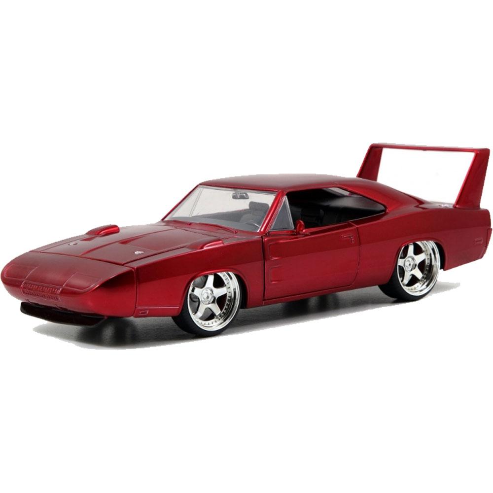 miniatura 25 - Jada Hollywood Rides Fast & Furious 1:24 Modello Diecast Auto Collection