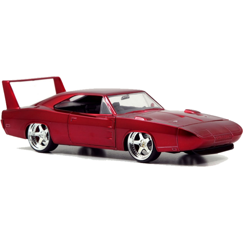 miniatura 26 - Jada Hollywood Rides Fast & Furious 1:24 Modello Diecast Auto Collection