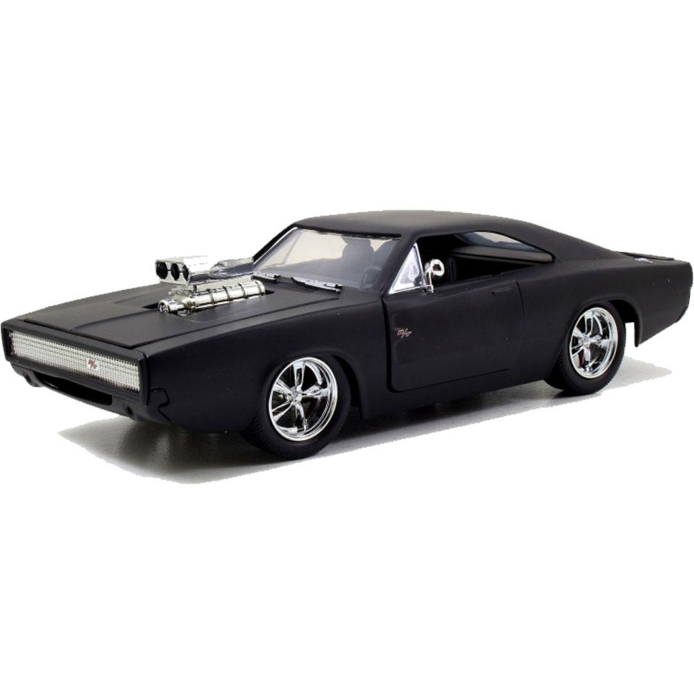 miniatura 33 - Jada Hollywood Rides Fast & Furious 1:24 Modello Diecast Auto Collection
