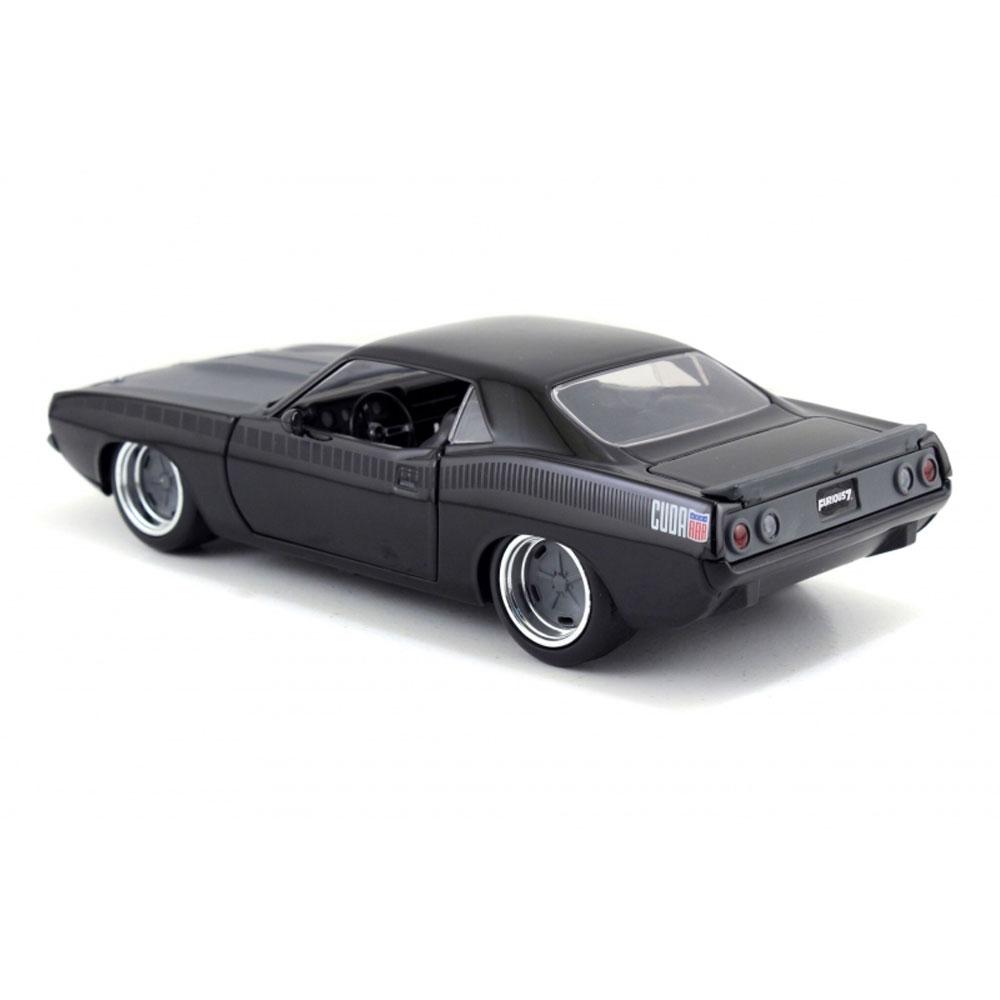 miniatura 52 - Jada Hollywood Rides Fast & Furious 1:24 Modello Diecast Auto Collection