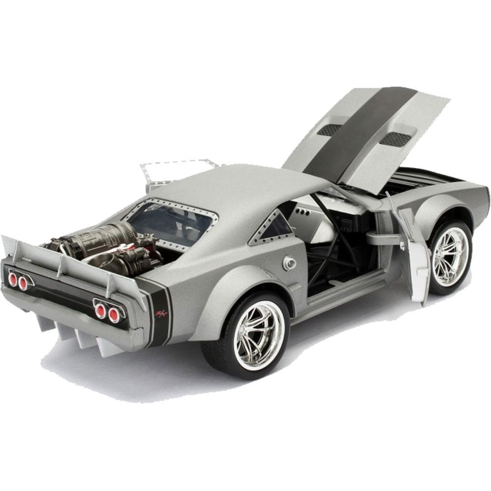 miniatura 37 - Jada Hollywood Rides Fast & Furious 1:24 Modello Diecast Auto Collection