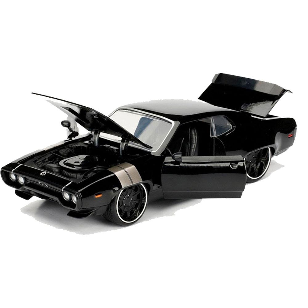 miniatura 40 - Jada Hollywood Rides Fast & Furious 1:24 Modello Diecast Auto Collection