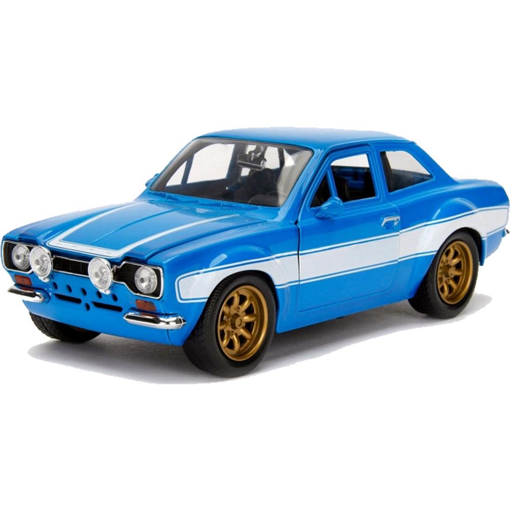 miniatura 17 - Jada Hollywood Rides Fast & Furious 1:24 Modello Diecast Auto Collection