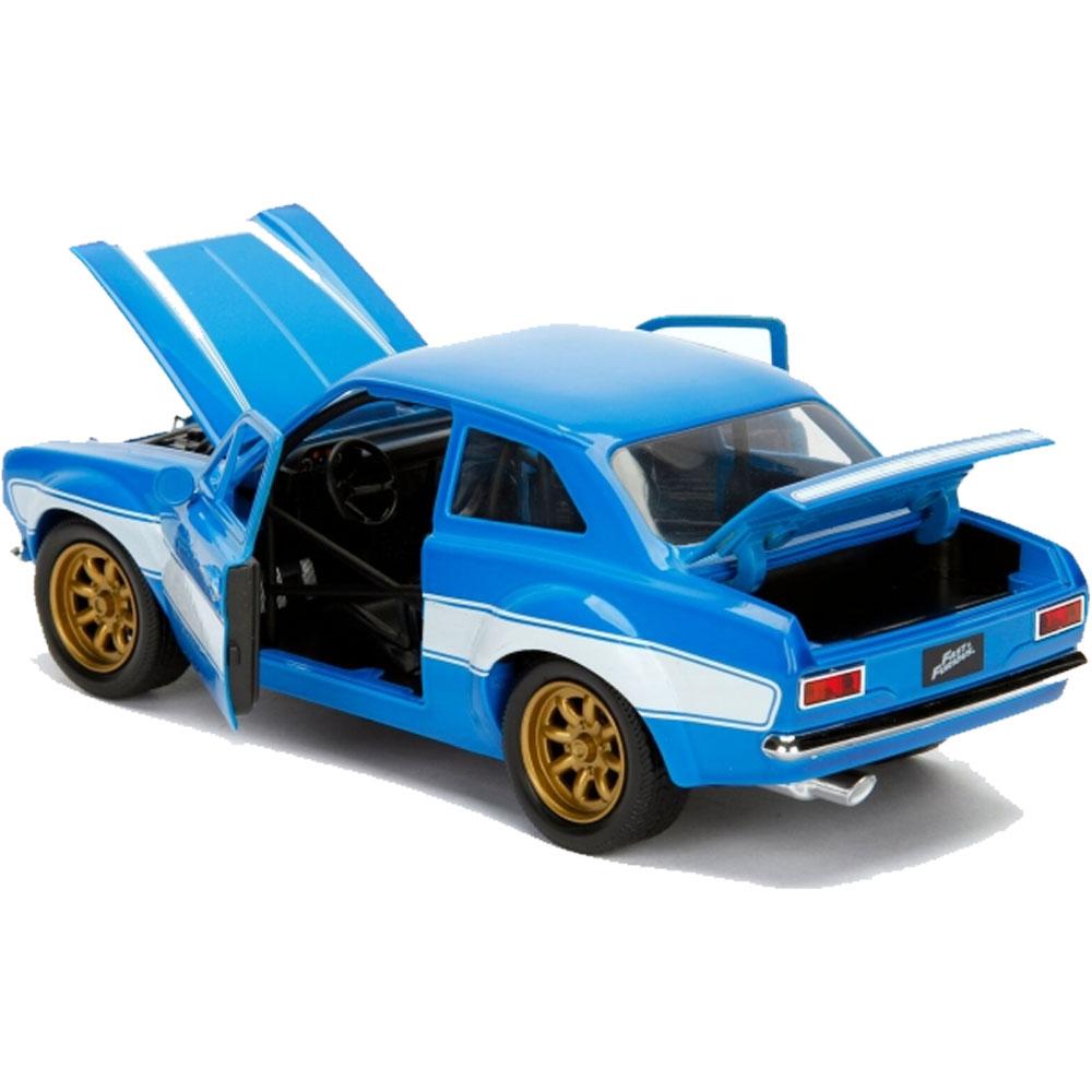 miniatura 18 - Jada Hollywood Rides Fast & Furious 1:24 Modello Diecast Auto Collection