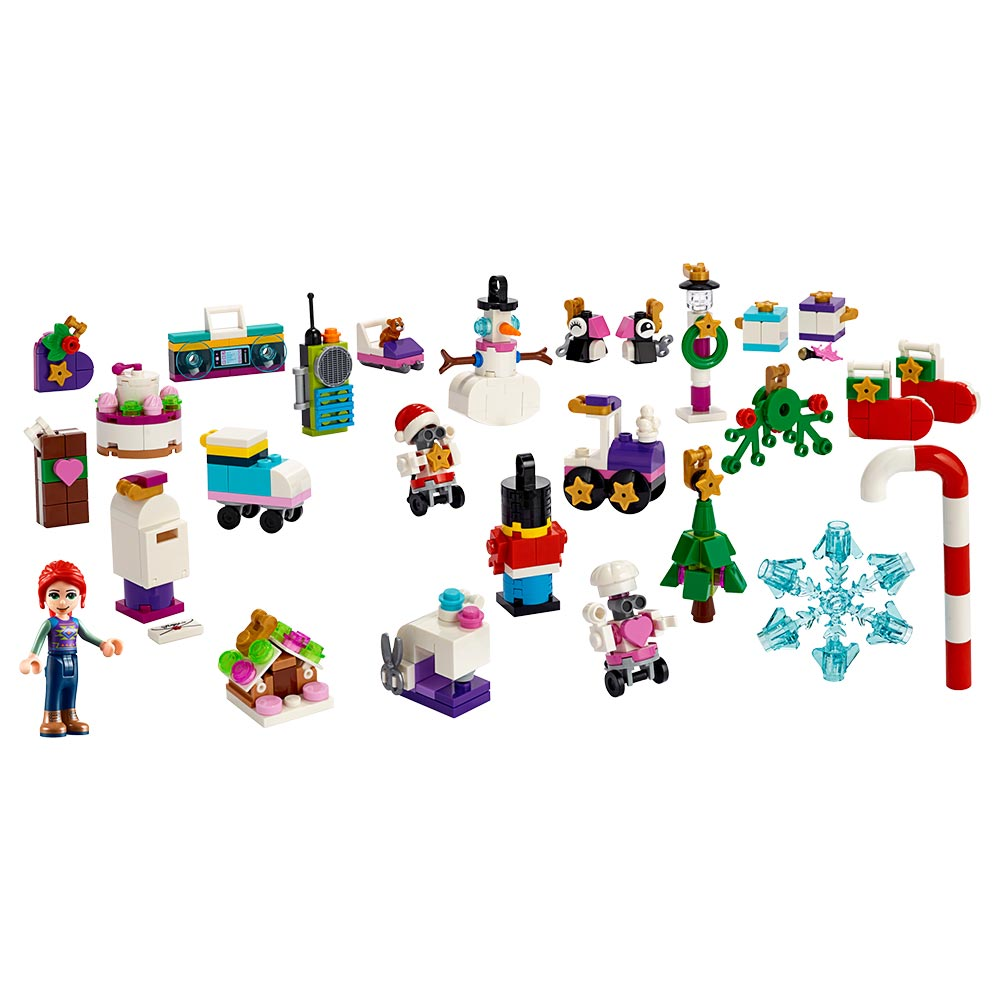 LEGO-City-Friends-Harry-Potter-Star-Wars-2019-Advent-Calendar-Choose thumbnail 5