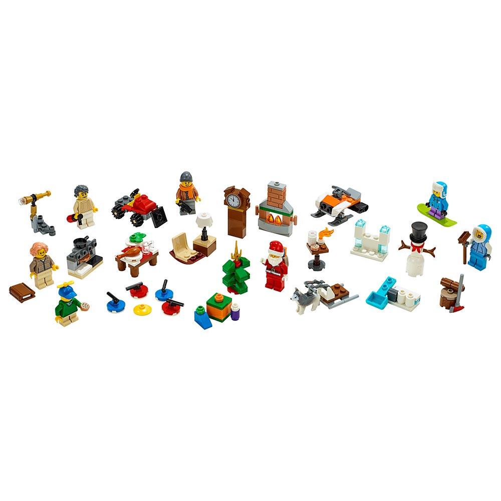 LEGO-City-Friends-Harry-Potter-Star-Wars-2019-Advent-Calendar-Choose thumbnail 3
