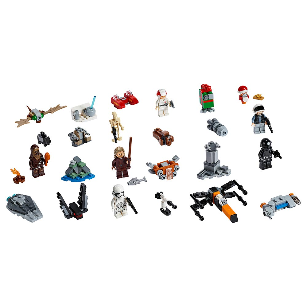 LEGO-City-Friends-Harry-Potter-Star-Wars-2019-Advent-Calendar-Choose thumbnail 5