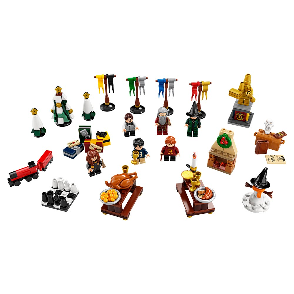 LEGO-City-Friends-Harry-Potter-Star-Wars-2019-Advent-Calendar-Choose thumbnail 3