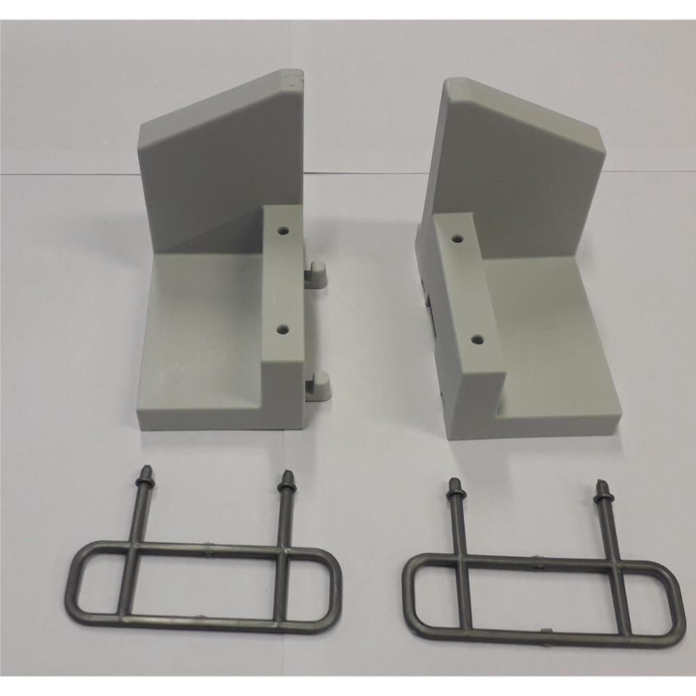 Scalextric-Accesorios-para-1-32-Track-Disenos-barreras-edificios-puentes-placas miniatura 58