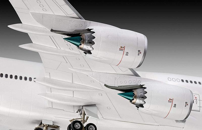 Revell-1-144-Civilian-Aircraft-Plastic-Model-Kit-Kit-Choice thumbnail 9