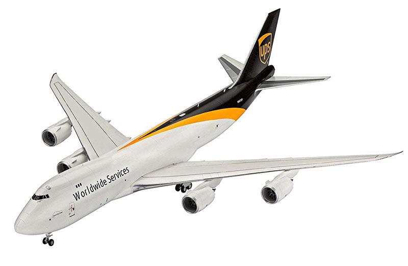 Revell-1-144-Civilian-Aircraft-Plastic-Model-Kit-Kit-Choice thumbnail 12