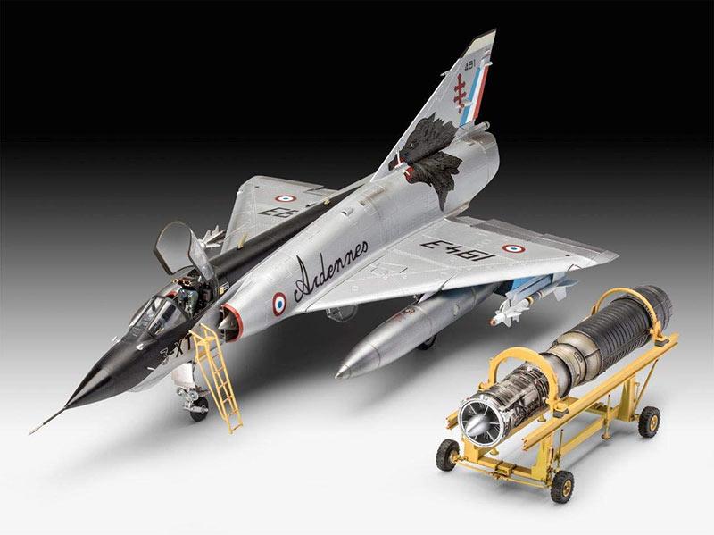 REVELL-Military-Aircraft-Plastic-Model-Kit-1-32-Scale-Kit-Choice miniatuur 12