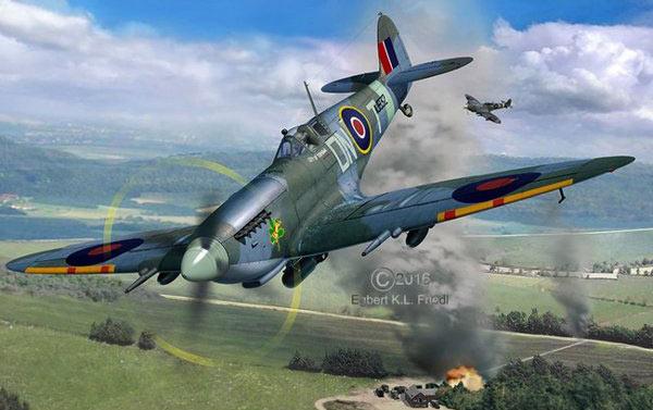 REVELL-Military-Aircraft-Plastic-Model-Kit-1-32-Scale-Kit-Choice thumbnail 18