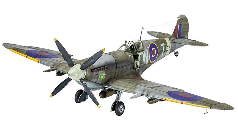 REVELL-Military-Aircraft-Plastic-Model-Kit-1-32-Scale-Kit-Choice miniatuur 16