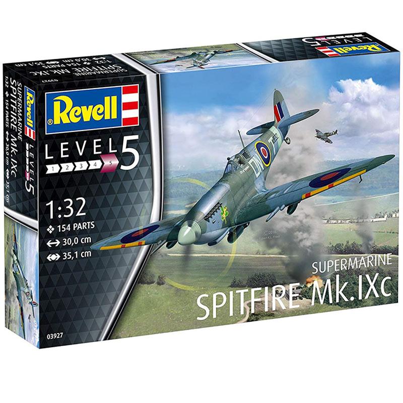 REVELL-Military-Aircraft-Plastic-Model-Kit-1-32-Scale-Kit-Choice miniatuur 18