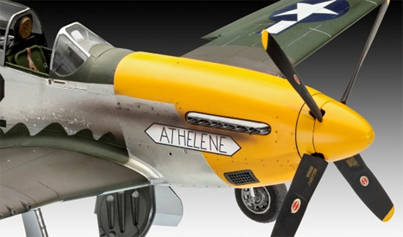 REVELL-Military-Aircraft-Plastic-Model-Kit-1-32-Scale-Kit-Choice thumbnail 22