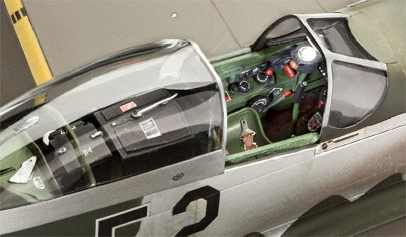 REVELL-Military-Aircraft-Plastic-Model-Kit-1-32-Scale-Kit-Choice thumbnail 23
