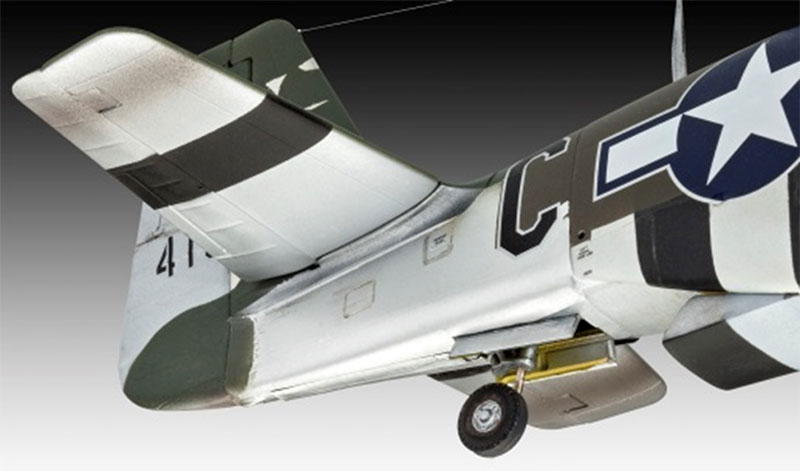 REVELL-Military-Aircraft-Plastic-Model-Kit-1-32-Scale-Kit-Choice miniatuur 23