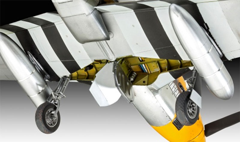 REVELL-Military-Aircraft-Plastic-Model-Kit-1-32-Scale-Kit-Choice miniatuur 24