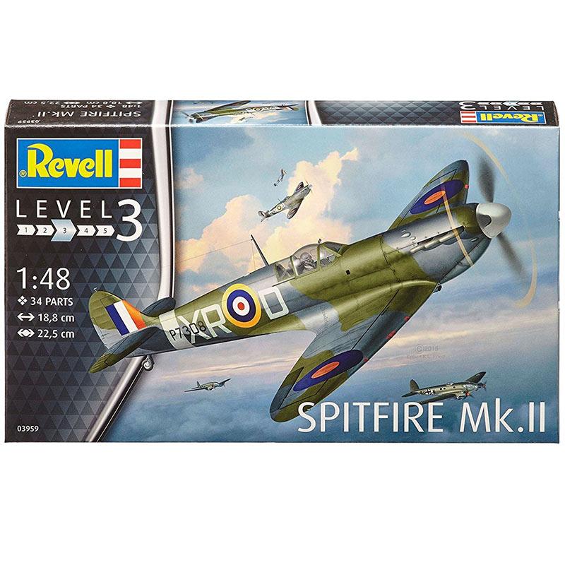Revell-1-48-Military-Plastic-Model-Kit-Kit-Choice thumbnail 25